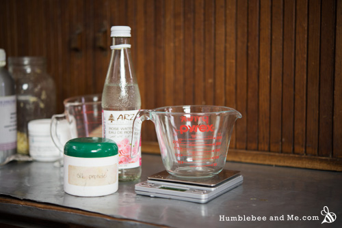 How to make Lady London Fog Body Lotion