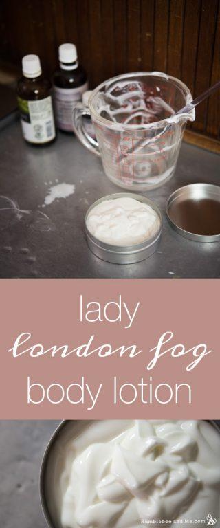 Lady London Fog Body Lotion