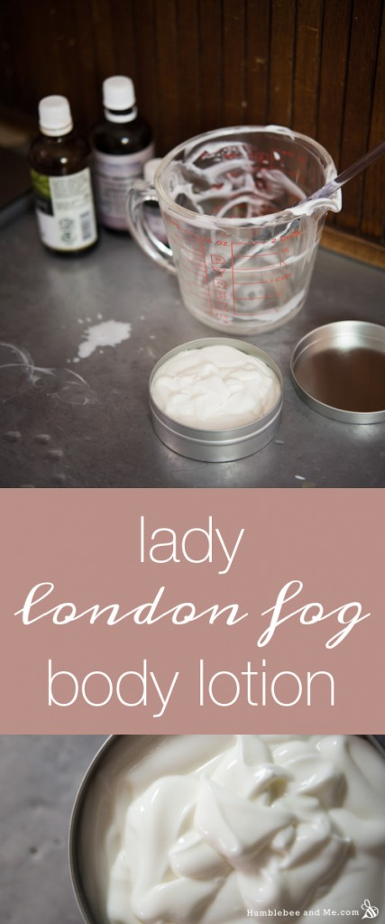 Lady London Fog Body Lotion