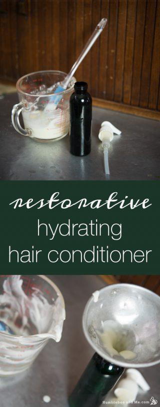 Restorative Hydrating Hair Conditioner