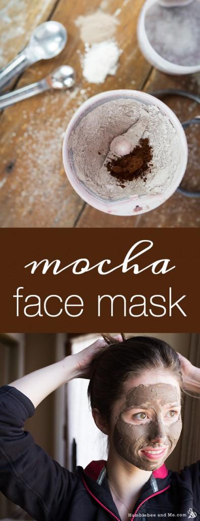Mocha Face Mask