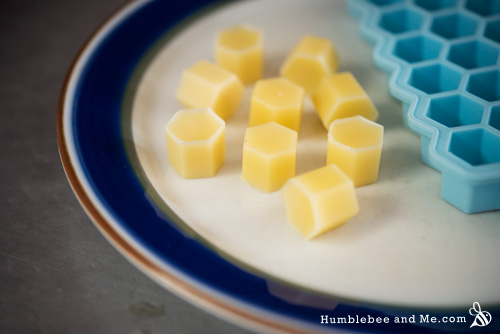 How to make Creamy Lavender Meadow Bath Melts