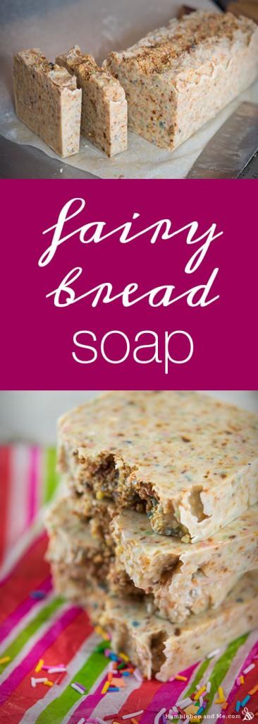 Fairy Bread Soap