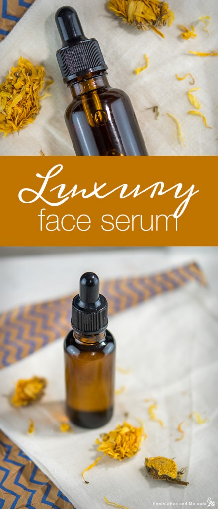 Luxury Facial Serum