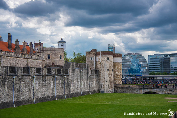 I did enjoy my time at the Tower of London; I spent a good 6 hours exploring!