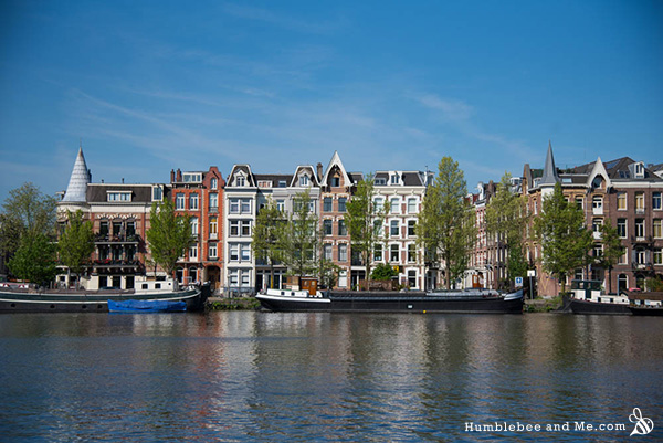 Amsterdam was my second stop, and my favourite. The entire city had an incredible atmosphere of quiet acceptance and kindness; I could've wandered the streets of Amsterdam for weeks.