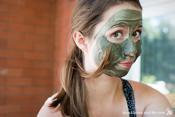 Yes, your hair will stick to your face mask...