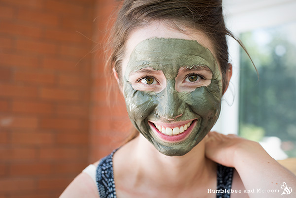 How to make a Salty Sea Mud Face Mask