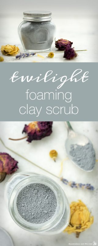 Twilight Foaming Clay Scrub