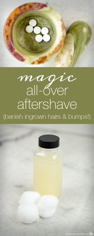 Magic All-Over Aftershave