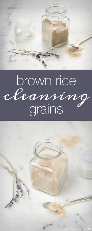 Brown Rice Cleansing Grains