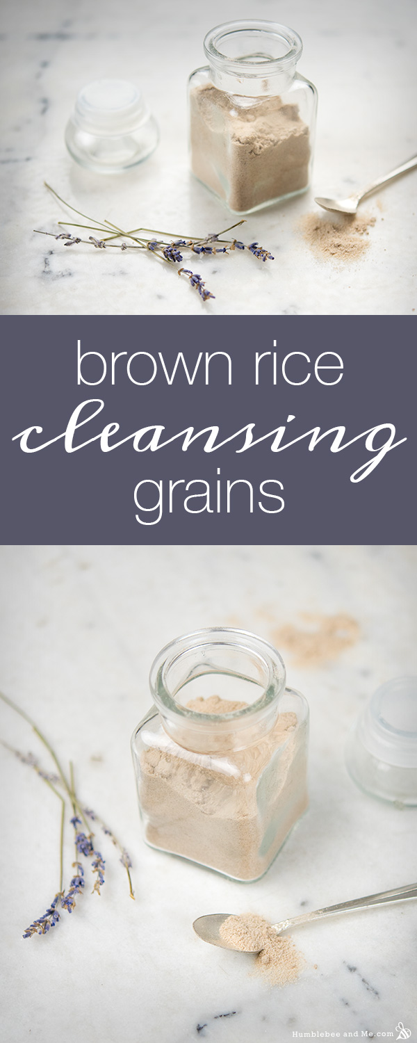 How to make Brown Rice Cleansing Grains