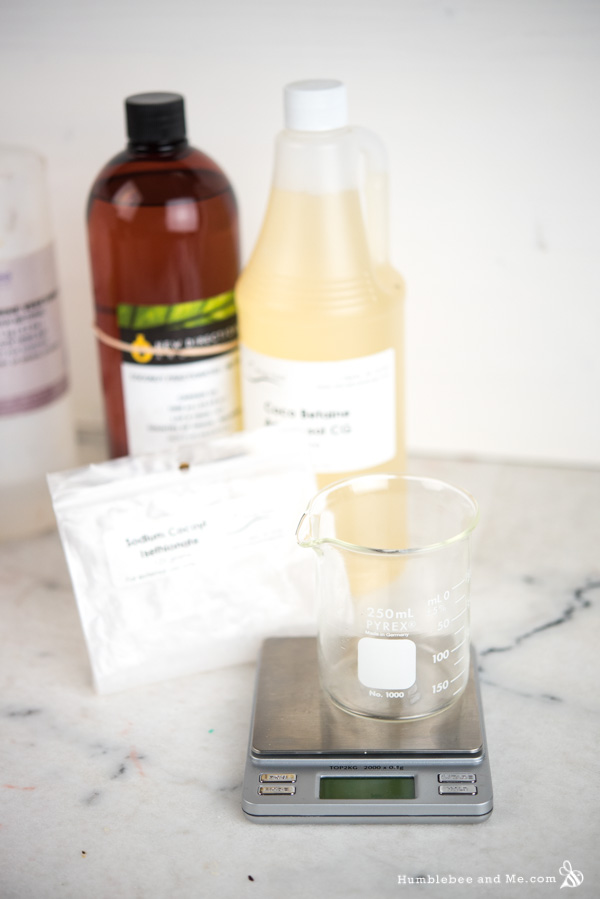 Morning Glory Foaming Facial Cleanser