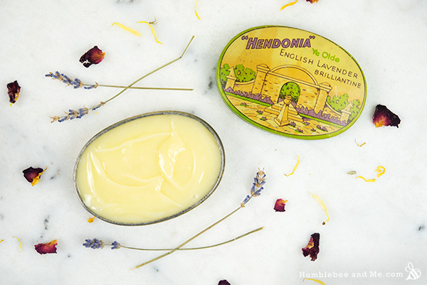 How to Make Bill's Lavender Salve