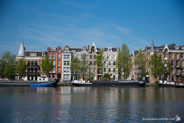 Amsterdam, my love.