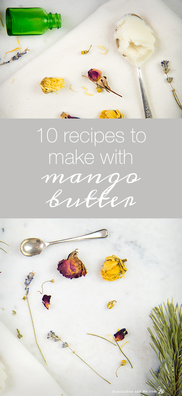 10 recipes to make with mango butter