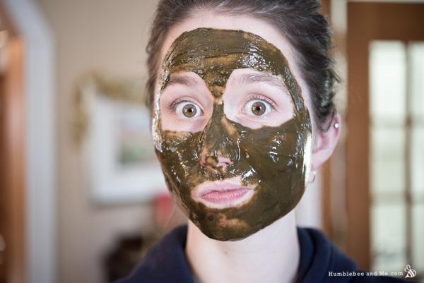 Deb's Canadian Seaweed Mask