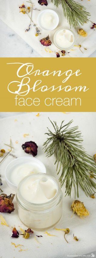 Orange Blossom Face Cream