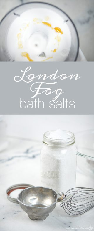 London Fog Bath Salts