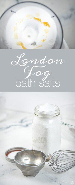 London Fog Bath Salts