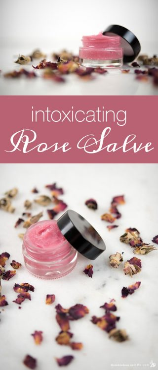Intoxicating Rose Salve