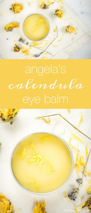 Angela's Calendula Eye Balm