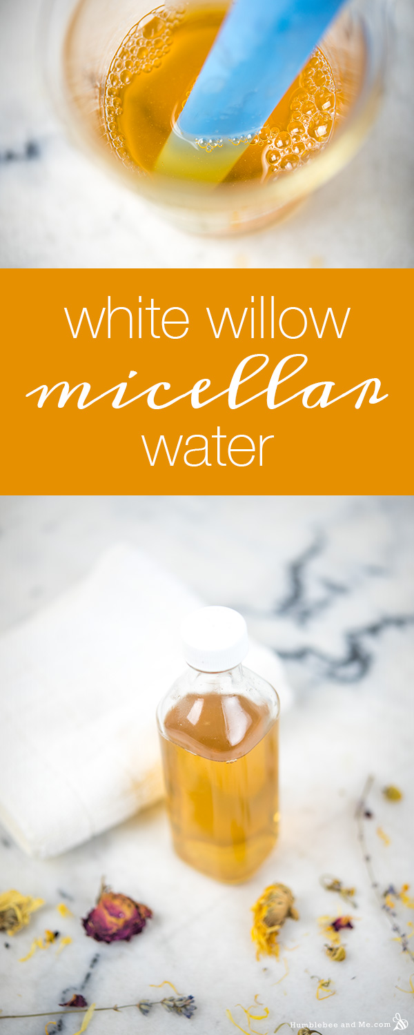White Willow Micellar Water