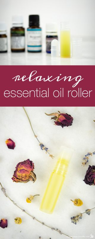 Relaxing Essential Oil Roller
