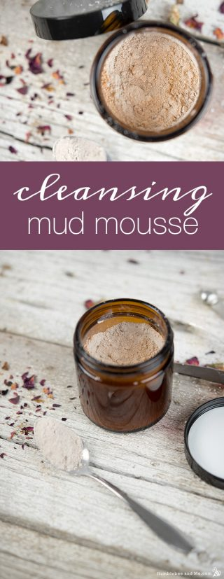Cleansing Mud Mousse