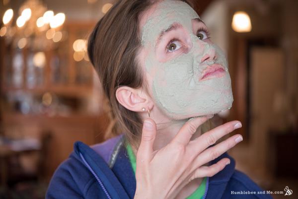 Йогуртная овсяная маска для лица