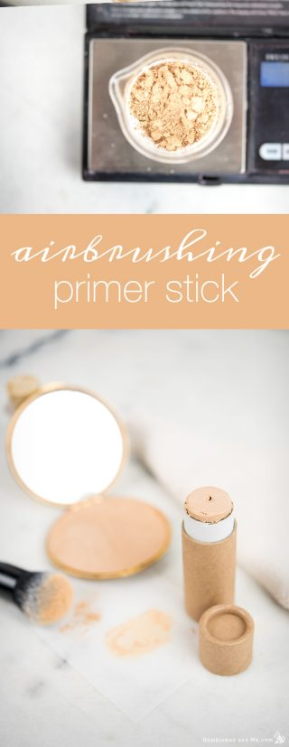 Airbrushing Primer Stick