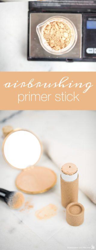 Airbrushing Primer Stick
