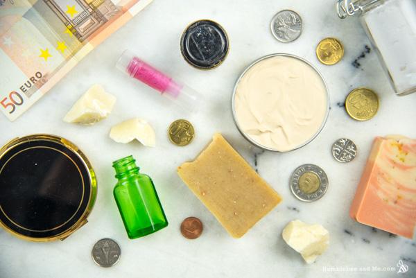 Selling DIY Skin Care