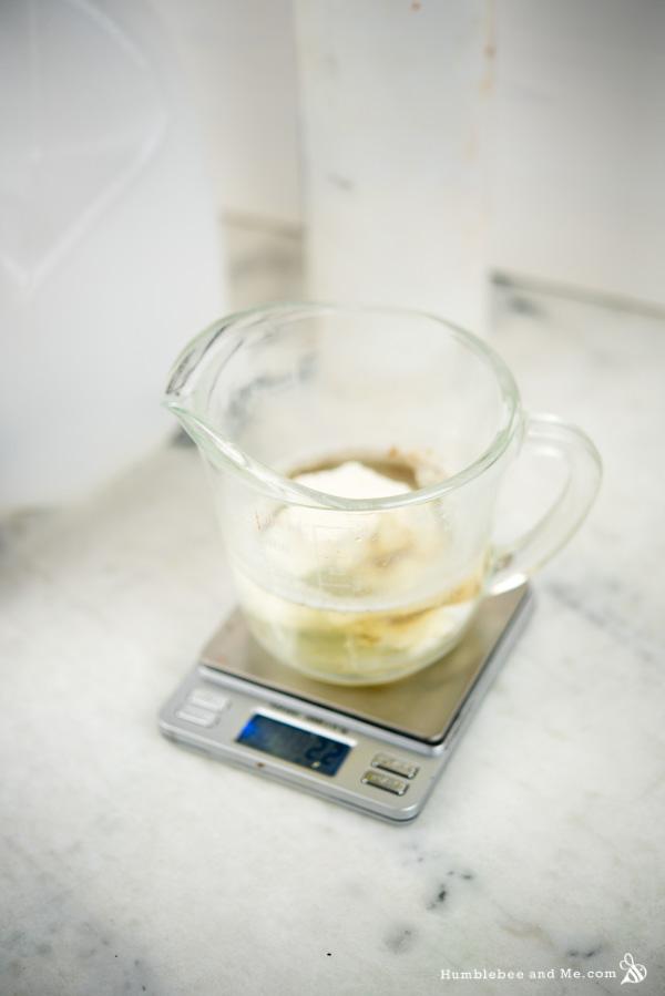 How to Make Green Tea Foaming Hand Wash