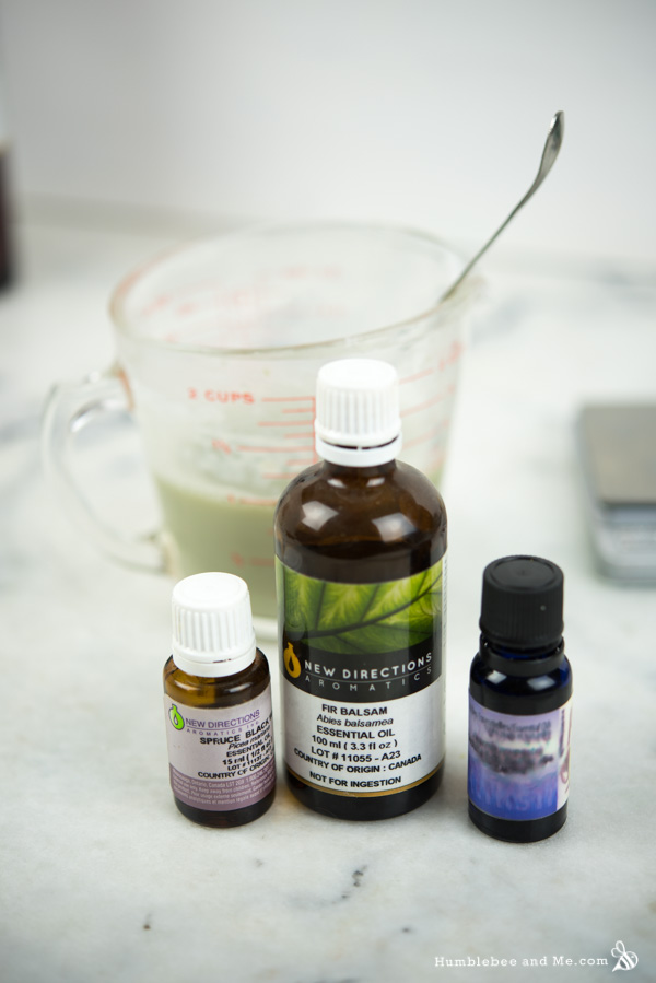 How to Make Forest Facial Cleanser