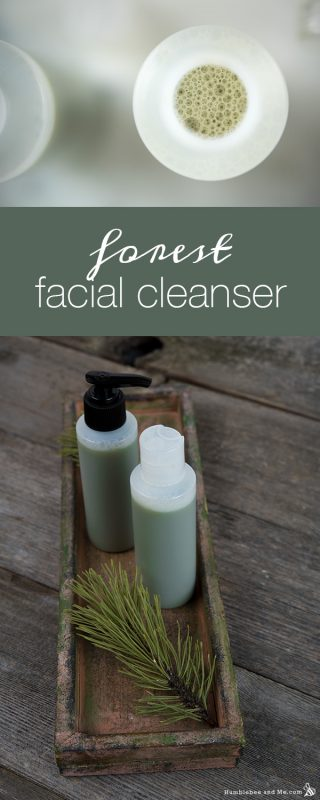 Forest Facial Cleanser