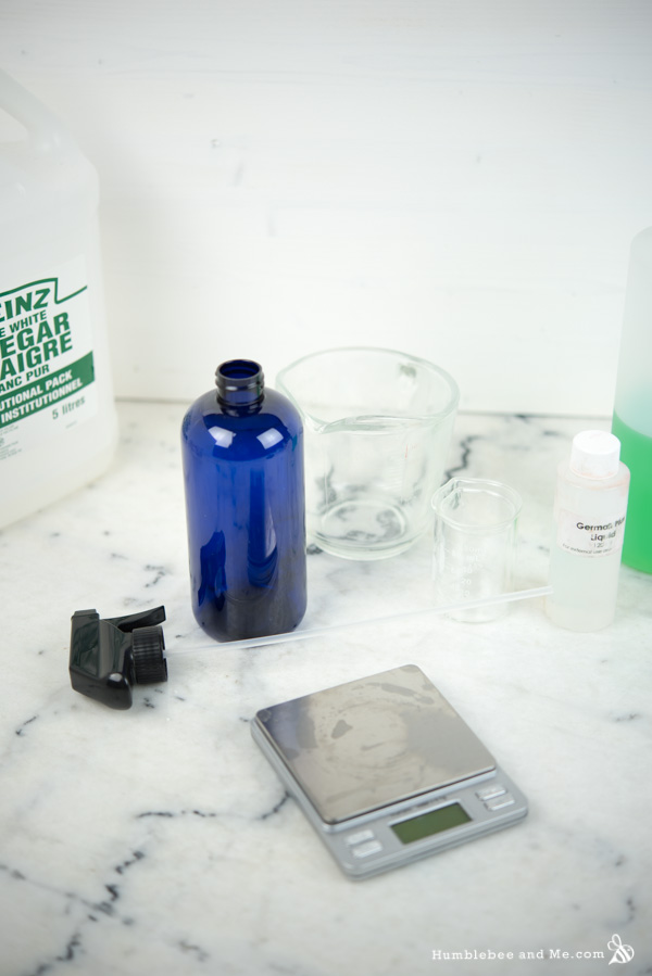 How to Make All-Purpose Enzyme Cleaning Spray