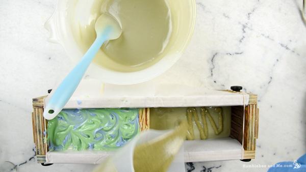 How to Make Lemon Basil Soap