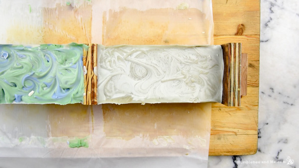 How to Make Lemon Basil Soap