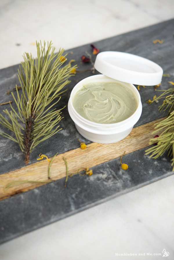 How to Make Forest Cleansing Balm