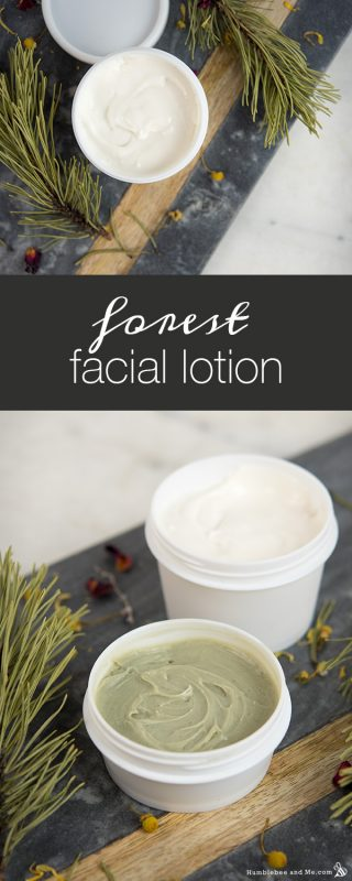 Forest Facial Lotion