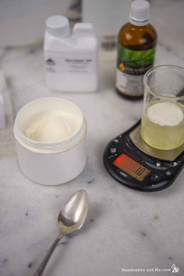 How to Make Eucalyptus Mint Body Mist