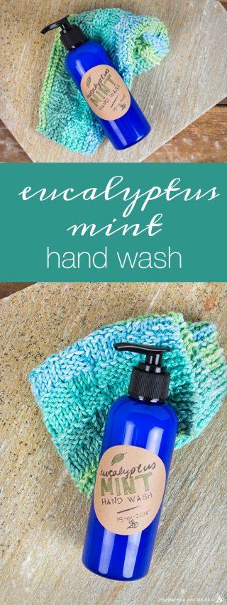 Eucalyptus Mint Hand Wash