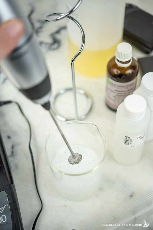 How to Make Silky Volumizing Conditioning Shampoo