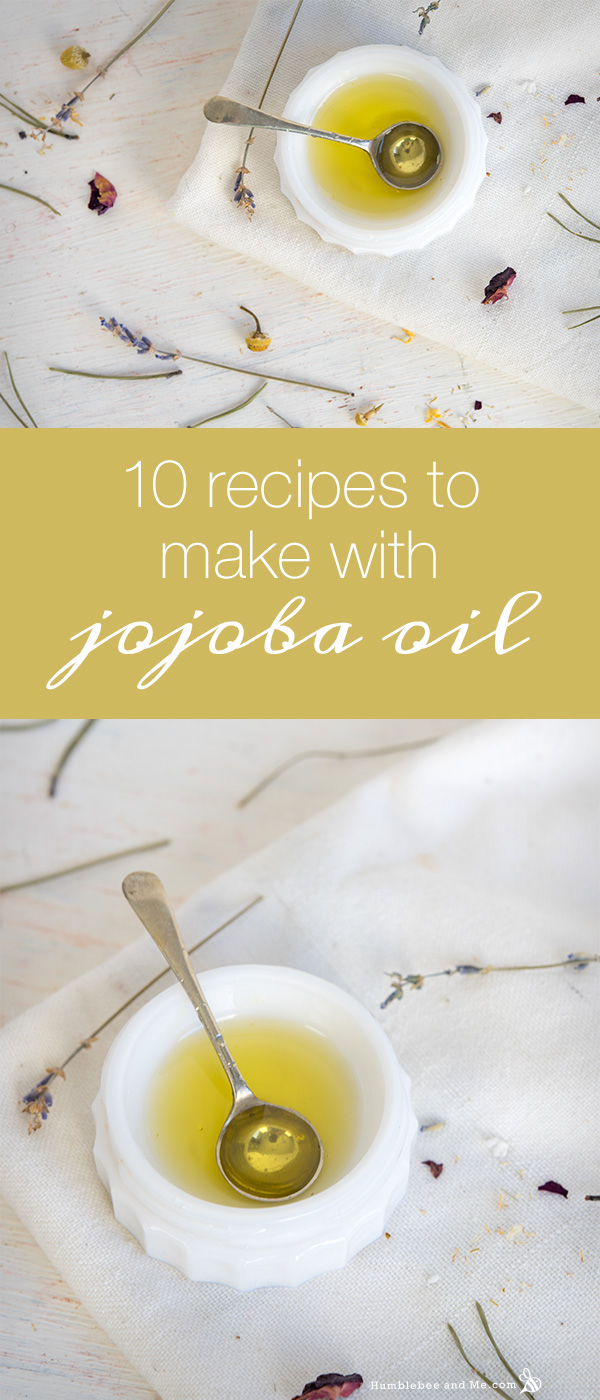 10 Recipes to Make With Jojoba Oil