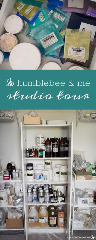 The Humblebee & Me Studio Tour