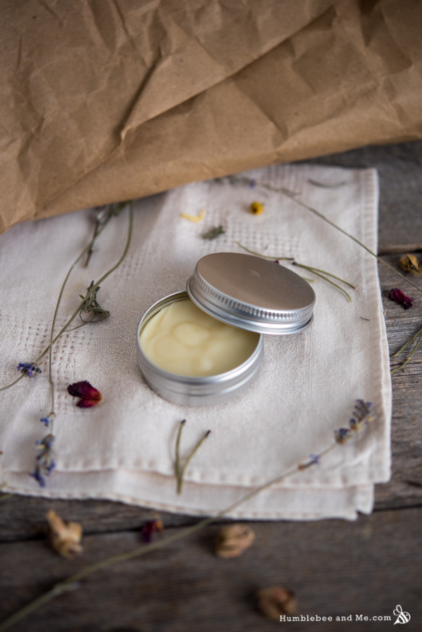 How to Make Conditioning Super Nourishing Hair Balm
