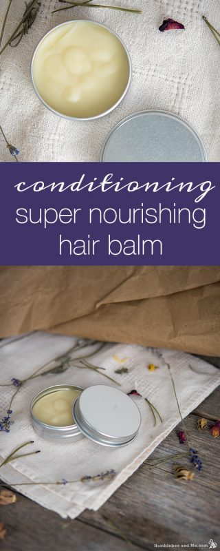 Conditioning Super Nourishing Hair Balm