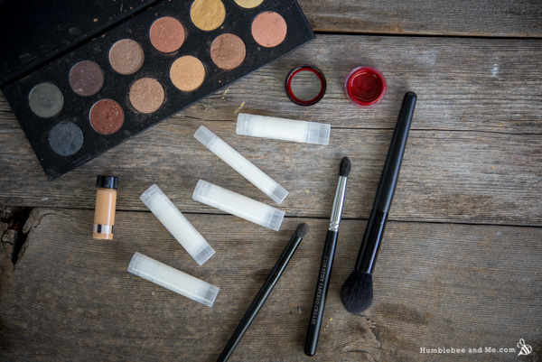 How to Make Makeup Eraser Sticks