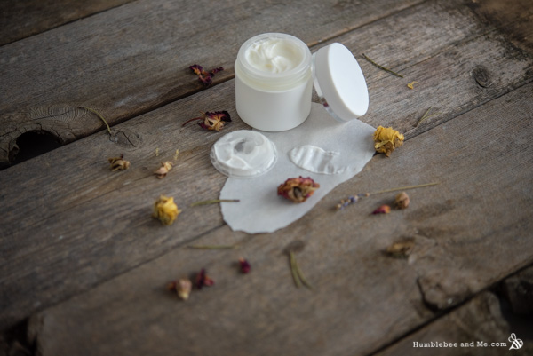 How to Make Frankincense Facial Lotion